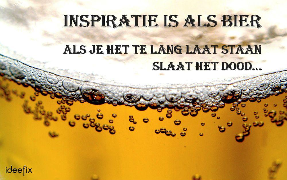 Bier - inspiratie